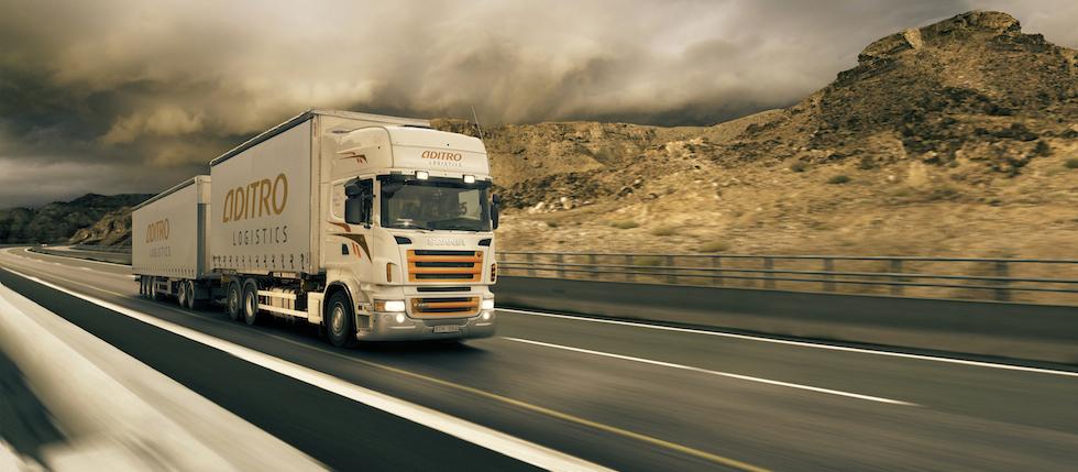 Logistik- och transportutvecklare