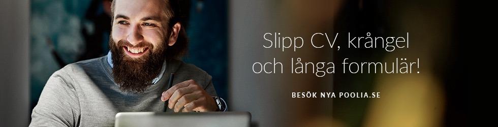 Administrativ receptionist sökes till centrala Jönköping