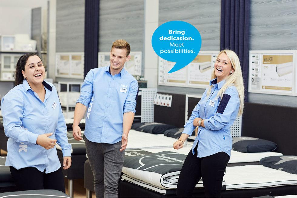 Butikschefstrainee 100%, Sundsvall