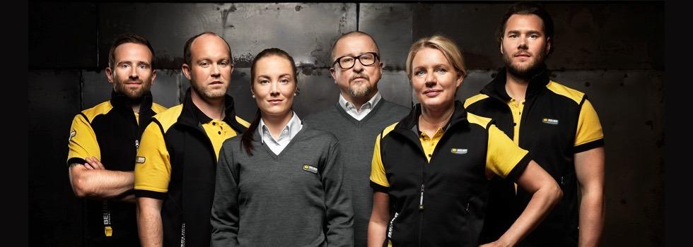 Butik- och lagersäljare, vikariat, Beijer Växjö