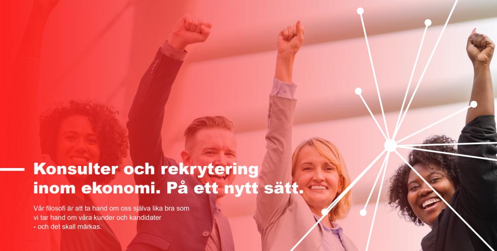Ledare inom ekonomi som vill vara med och förnya Sverige