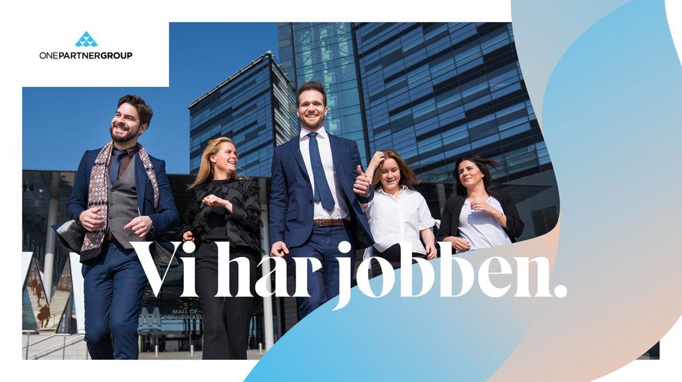 Projektledare till ONE Nordic