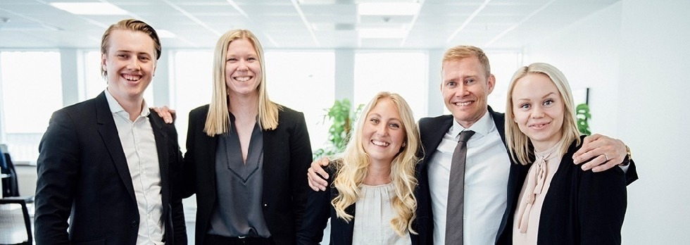 Sommarjobb som receptionist på fastighetsbolaget Lundbergs!