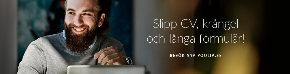 TRAINEE – SÖK TILL COMBITECH TALENT PROGRAM
