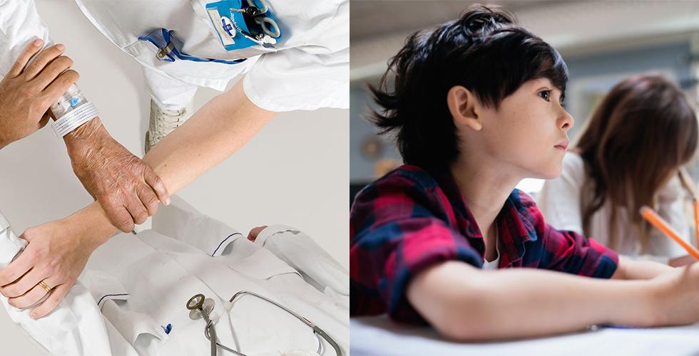 Välbetalt sjuksköterskeuppdrag till infektionsavdelning i Sunderbyn