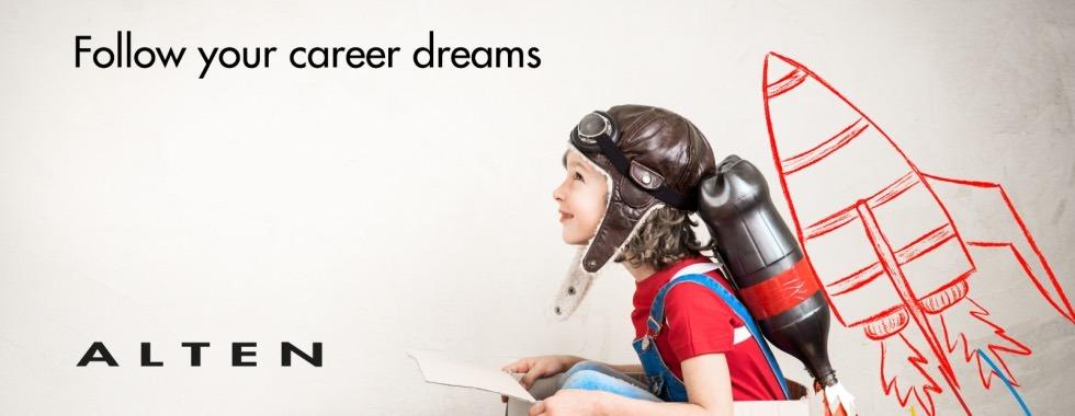 Junior javautvecklare som vill jobba i teknikens framkant