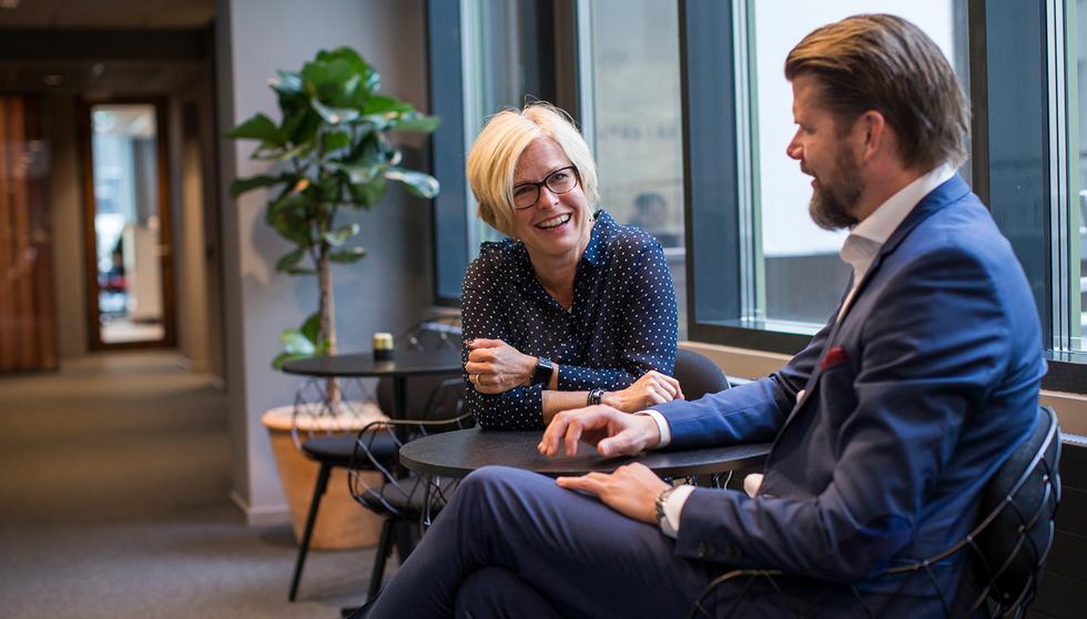 Ekonom till Car-O-Liner Commercial AB, Katrineholm